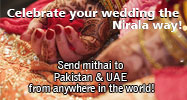 Celebrate your wedding the Nirala way!